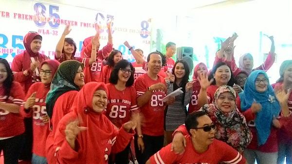 Sewa Organ Tunggal Reuni IISIP '85 Jakarta