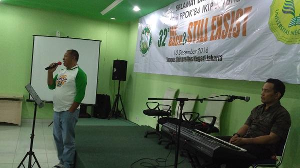 Sewa Organ Tunggal Reunian FPOK UNJ Jakarta Timur
