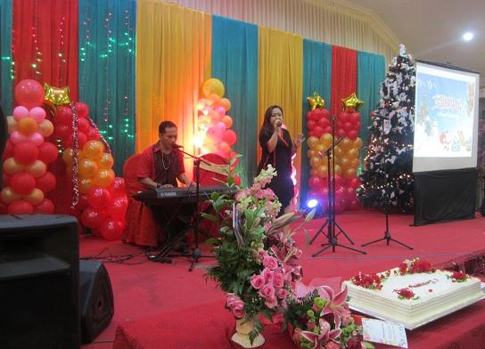 Sewa Organ Tunggal HUT Perkawinan ke-50th di Restoran Raja Kuring Jakarta Utara