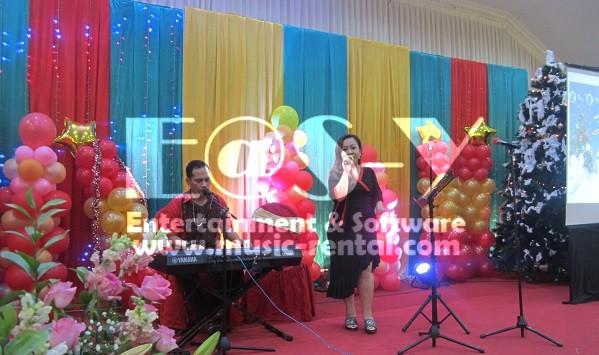 Sewa Organ Tunggal HUT Perkawinan ke-50th di Restoran Raja Kuring Jakarta