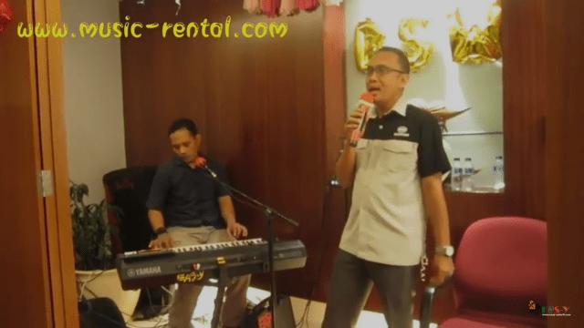 Sewa Organ Tunggal Anniversary PT Bosowa Menara Karya, Jakarta
