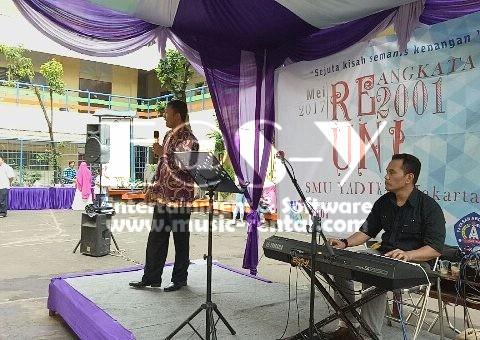 Sewa Prgan Tunggal Reuni Sekolah Yadika 1 Jakarta Barat