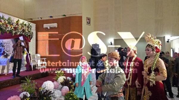 Sewa Organ Tunggal Pernikahan Gedung Sanggita Polri Cipinang Jakarta Timur