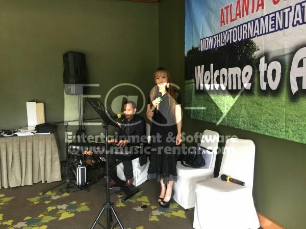 Sewa Organ Tunggal Acara Gathering Club Golf AGC 1