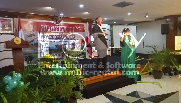 Sewa Organ Tunggal Acara Kedubes RI Manila