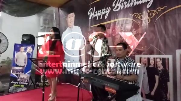 Sewa Organ Tunggal Birthday Party di Kantor Jakarta Timur