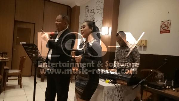 Sewa Organ Tunggal Gala Dinner Di RM Sari Idaman Cipinang Jakarta Timur