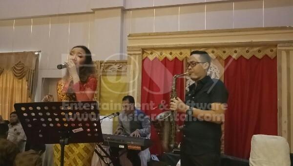 Sewa Organ Tunggal Saxophone di Bekasi, Acara Pernikahan di Gedung Mahkamah Konstitusi RI
