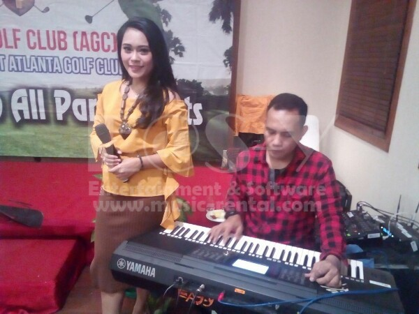 Sewa Organ Tunggal Tournament Golf SGC di Cimanggis Depok