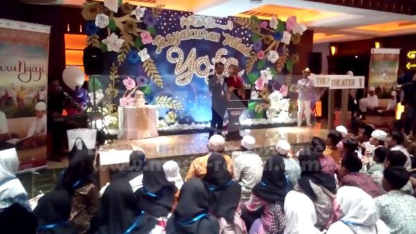 Sewa Organ Tunggal Acara di Kemang Village XXI