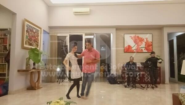 Sewa Organ Tunggal Ulang Tahun di Rumah Jakarta Selatan Jagakarsa Dansa Salsa