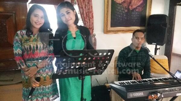 Sewa Organ Tunggal Ultah ke-78th di Menteng Jakarta Pusat