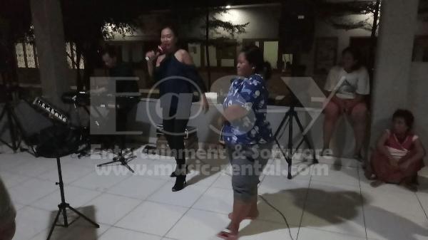 Sewa Organ Tunggal Panti Rehabilitasi Yayasan Galuh Bekasi