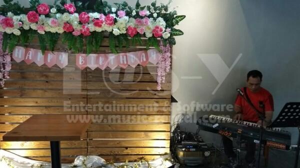 Sewa Organ Tunggal Ulang Tahun di Restoran Jakarta Selatan