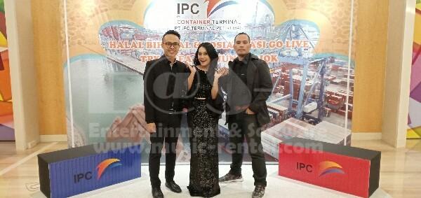 Sewa Organ Tunggal Saxophone Acara Halal Bihalal PT.IPC