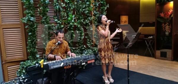 Sewa Organ Tunggal Acara Perpisahan Pejabat Kemenhub di Penang Bistro Resto Jakarta