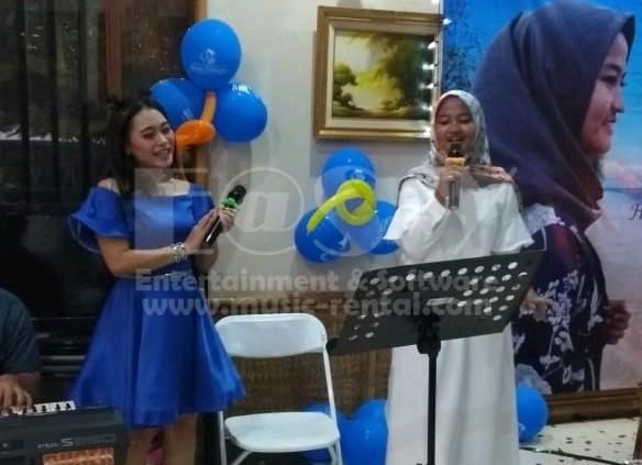 Sewa Organ Tunggal Birthday Party 17th di Mang Kabayan Harapan Indah Bekasi