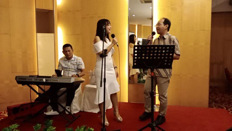 Sewa Organ Tunggal Jakarta Acara Perpisahan di Klub Kelapa Gading