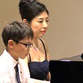 ピアノ教室発表会2015年子ども連弾