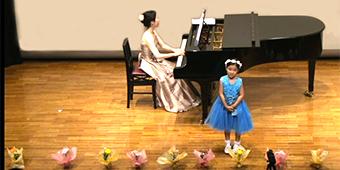 足立区小台ピアノ教室子どもピアノ子どもお歌ソロ