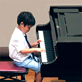 足立区小台ピアノ子ども教室ピアノソロ9
