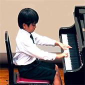 足立区小台ピアノ子ども教室ピアノソロ2