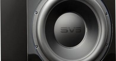 拳拳到肉,SVSound SB-3000 超低音揚聲器