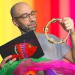Klänge, Farben und Gefühle – Assoziatives Musizieren und Bewegen mit Tüchern, Bildern, Stimme und Instrumenten