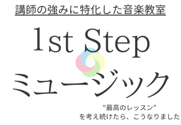 1stStepミュージック 市川市 ギター フルート 子ども リトミック 音楽教室