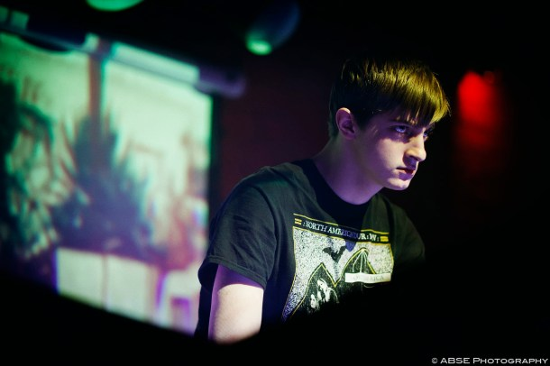 Perturbator, October 15h 2015, Mama Festival, Le Divan du Monde, Paris, France, © ABSE Photography – All rights reserved. Please don't use this photo on websites, blogs or any other media without my explicit permission.