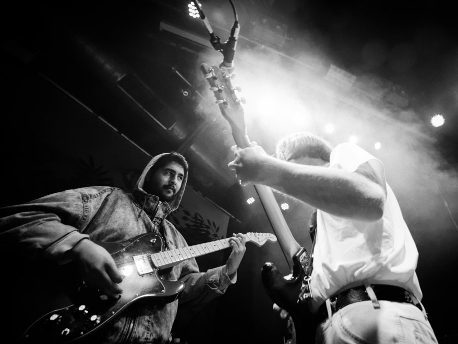 Emotional, Support for Turnover, Backstage Club, Munich, Germany, September 15th 2017 © Alexis Buquet Ð ABSE Photography. All rights reserved. Please do not use this photo on websites, blogs or any other media without my explicit permission.