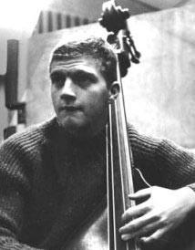 Double bass player Scott LaFaro