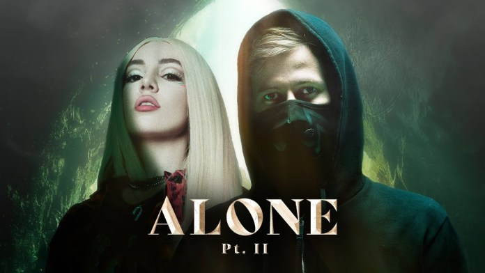 Alone Part 2 full song with lyrics