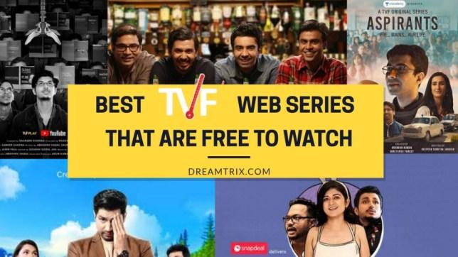 Top TVF Web Series