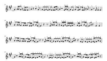 Into The Unknown Piano Sheet Music Free Sheet Music