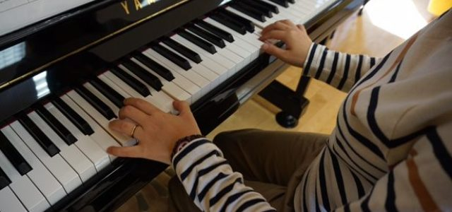 平日午後に幼稚園生向けクラスを新設します!!〜リトミック&プレピアノ〜