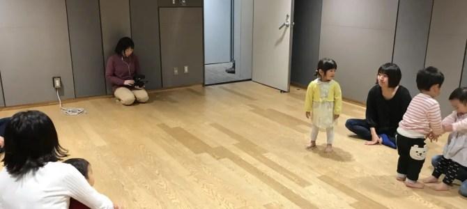 NHK「すくすく子育て」の取材がやってきた!