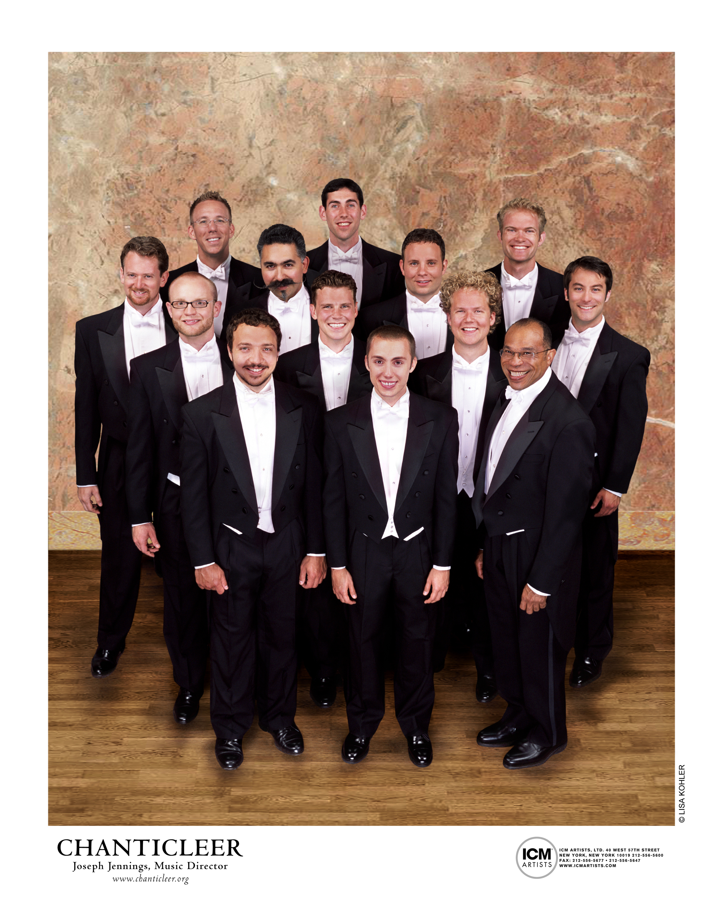 Preview: A Chanticleer Christmas/Fourth Presbyterian Church ...