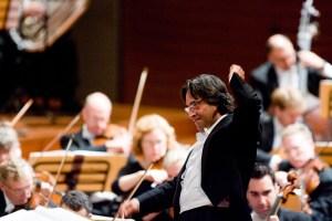 Riccardo Muti. Photo by Todd Rosenberg.