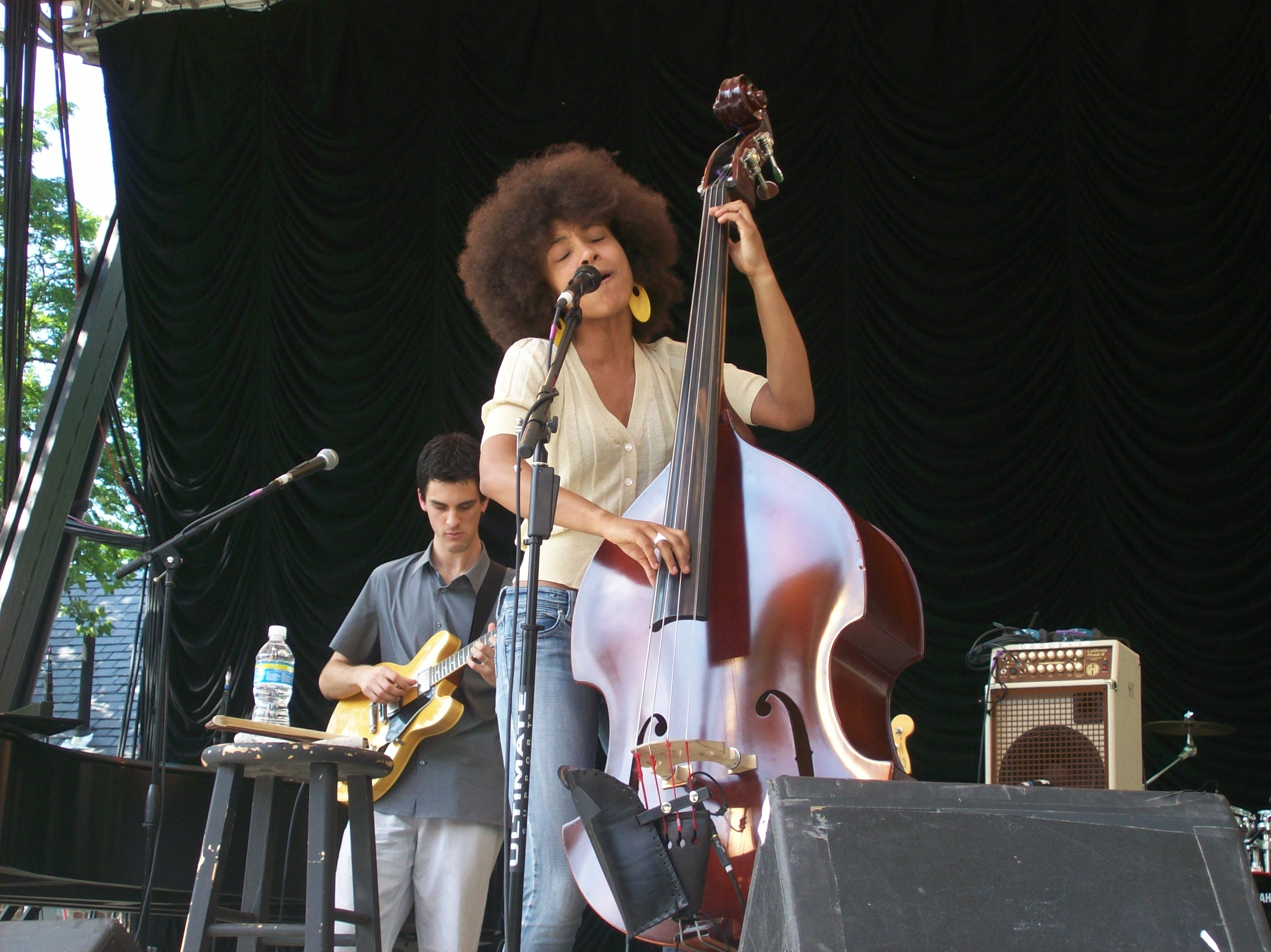Preview: Esperanza Spalding/Symphony Center | Newcity Music