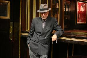 03.13 leonard cohen @ chicago theater
