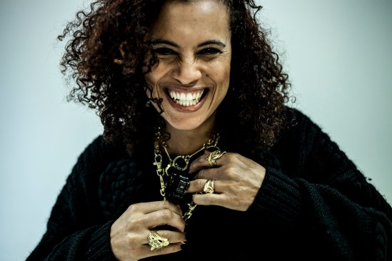 Neneh Cherry photo by Kim Hiorthoy