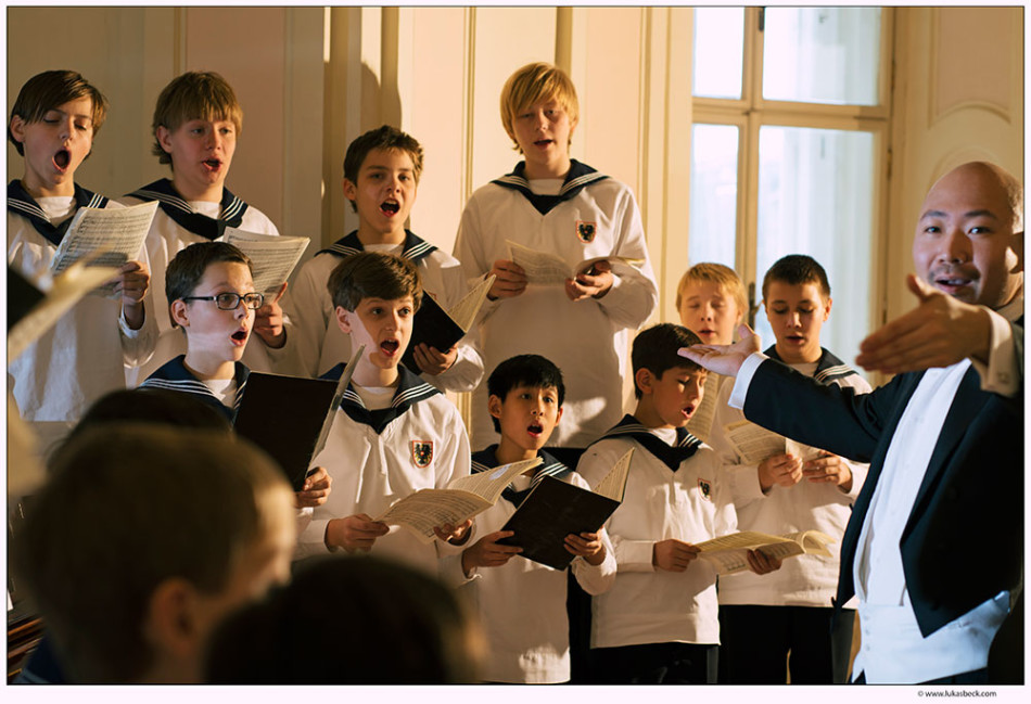 Con Brio: No Holiday for the Vienna Boys Choir at Christmas