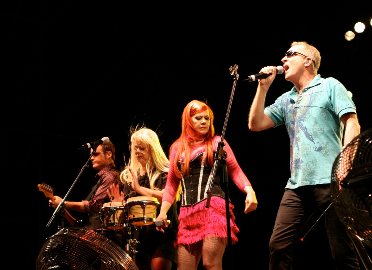 Dance This Mess Around: A Preview of the B-52s at Ravinia Festival