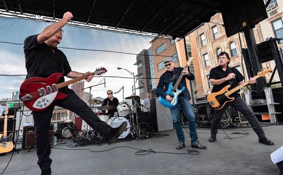Especially For You: A Preview of the Smithereens at the Memorial Opera House