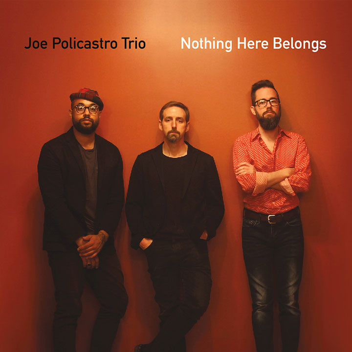 "Out From Under Covers: A Review of Joe Policastro Trio's ""Nothing Here Belongs"""