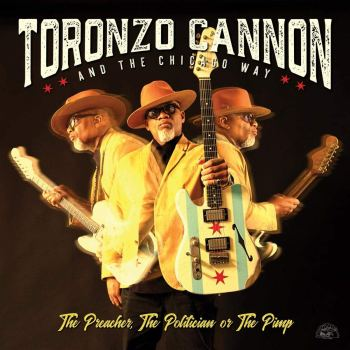 """Blistering Blues: A Review of Toronzo Cannon's """"The Preacher, the Politician or the Pimp"""""""