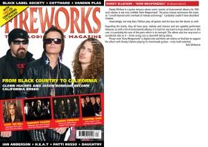 Fireworks Review April 2014