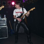 Randy Ellefson with Seventh Son, 2008