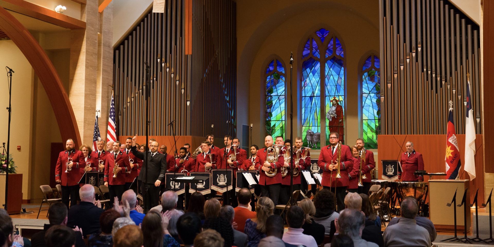 The Salvation Army Usa East Music Department
